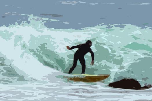 Monterey Surfing (2)